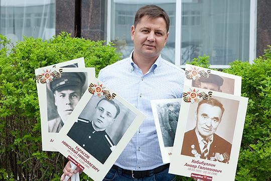 Илья Вольфсон: «Мои деды прошли с боями всю войну»