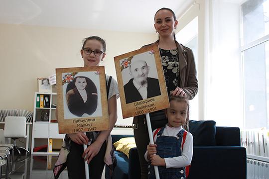 Айгуль Закирова в этом году впервые пойдет вместе с Бессмертным полком, раньше не было возможности
