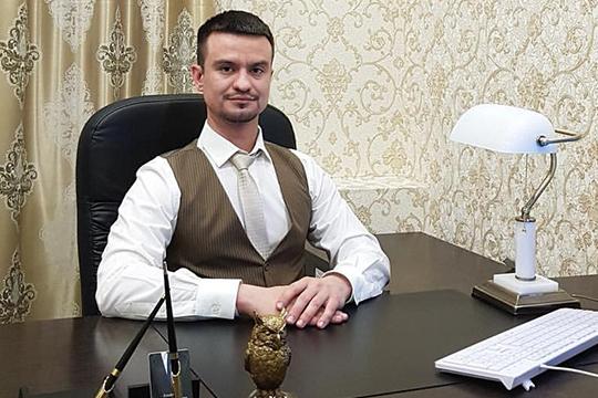 Эксперты оценивают таланты молодого юриста Эдуарда Ахметшина довольно высоко