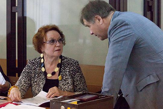 Надежда Муратова в последнее время, по словам экспертов, отстраняется от активного участия в уголовных делах, но остается влиятельным консультантом