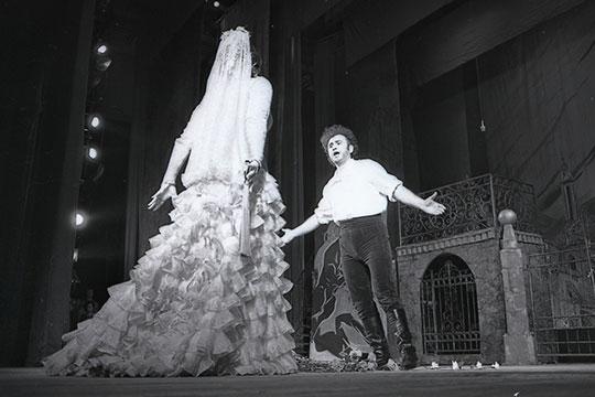 «Хайдар Бигичев сыграл выдающуюся роль в развитии театра»