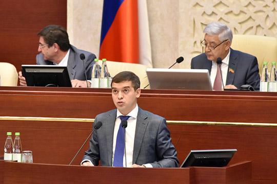 Работа госинспекции труда вРТ, которую нетак давно возглавилРустам Галявов,была подвержена депутатами серьезной критике
