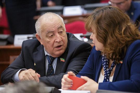 Рафил Нугумановвнес ряд предложений обужесточении мер повзысканию алиментов