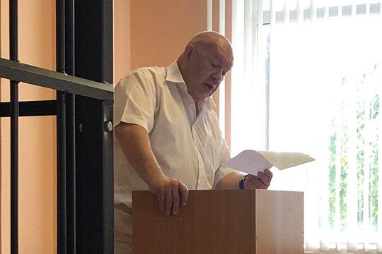 Адвокат Павел Мазуренко абсолютно уверен вполной невиновности своего клиента