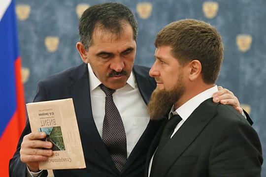 Юнус-Бек Евкуров: «Янеслепой, власть незатмила мне глаза»