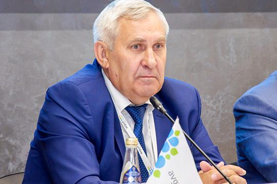 Владимир Алгинин:«Мыпытаемся доказать ивласти, иобществу, что наш бизнес может спокойно обеспечивать собственные потребности втаком важном продукте как средства защиты растений»