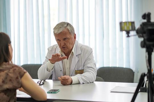 «Инсульт очень опасен и при нем высока смертность и инвалидизация»