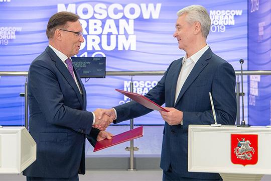 Столица обеспечит своему главному поставщику электробусов льготы, ккоторым мэр МосквыСергей Собянинобещал присовокупить энергетические иинженерные коммуникации