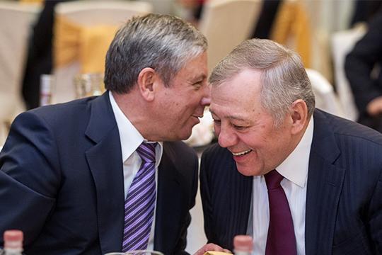 Топ-100 бизнес-элиты Татарстана: сумерки старых богов