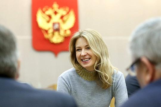 Наталья Поклонскаяоднажды стала чемпионом поцитируемости всвязи сеекрестовым походом нафильм «Матильда»