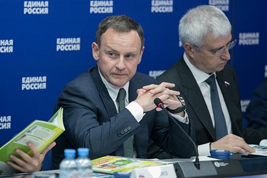 Александр Сидякин остается непревзойденным эталоном для депутатов отТатарстана