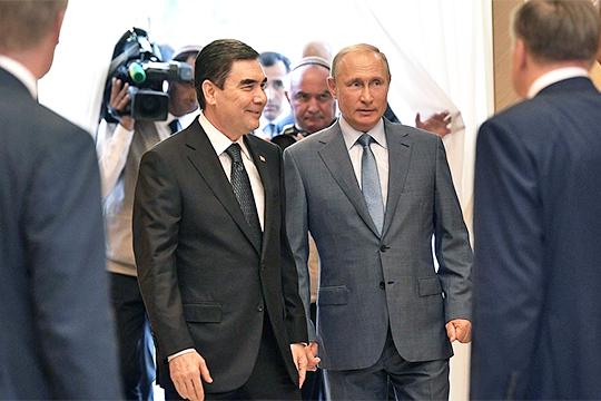 Бердымухамедов жив: лидер Туркменистана готов пойти насближение сРоссией?