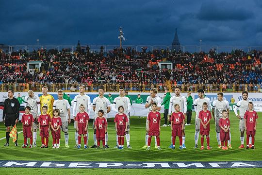 На матч и пришло 11 тысяч зрителей, но «Рубин» по игре и работе вне поля заслужил гораздо большего