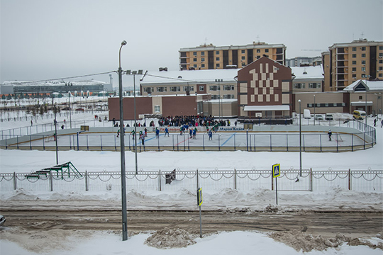 «Надеюсь, что нам удастся возобновить те легендарные времена, когда пацан мог прийти из дворового хоккея и заиграть на высоком уровне»