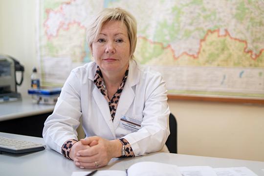 Татьяна Гурьянова: «Людям не всегда помогает горсть таблеток, иногда для улучшения достаточно просто доброго слова»