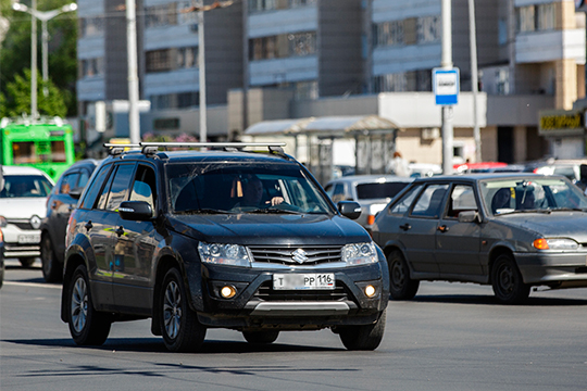 Suzuki впервом полугодии смог прибавить вТатарстане 22 регистрации, или без малого три четверти, увеличив продажи до52 авто. ВКазани прирост составил 7 единицдо15 авто