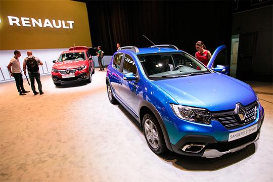 Renault потерял вРТтолько 174 единицы, или 4,4%, снизив число регистраций до3787 авто. ПоРФдемократичный поценам французтакже ушел вминус, причемна9%, вдва раза сильнее, чем вТатарстане