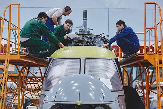 «Незнаю, будетли бунт»: ради спасения КВЗ убашкир заберут вертолеты Камова?