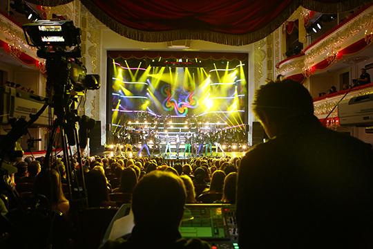 «Нужен концерт формата «Песни года», который будет объединять всех исполнителей. Мы попробуем такой проект реализовать»