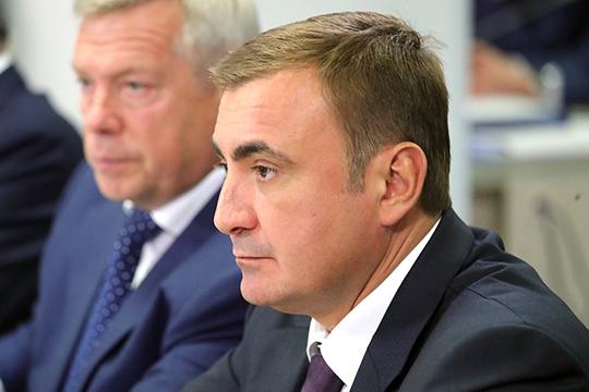 Всиловых структурах говорят, чтоАлексей Дюминвконце сентября покинет Тулу ивернется вМоскву