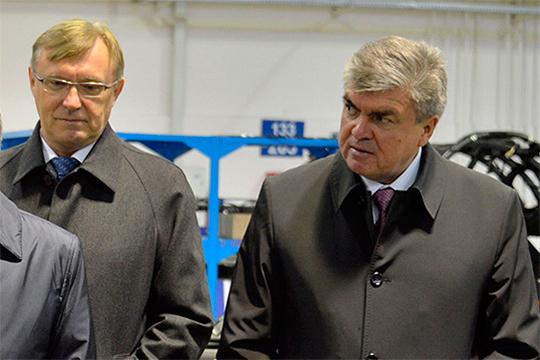 КАМАЗ: Задолженность исполкома Челнов – около полумиллиарда рублей