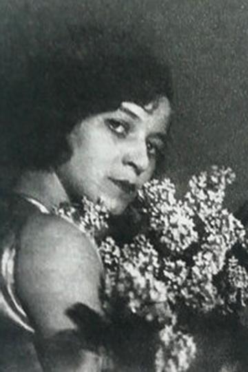 «Я во всем старалась подражать Вечесловой, даже мечтала: когда вырасту, буду красить ресницы, как она» (на фото Татьяна Вечеслова, 1939 г.)