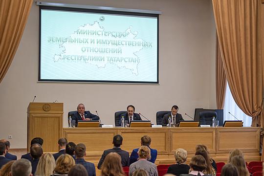 Сегодня разрешилась главная интрига последних дней: было объявлено имя преемника Азата Хамаева на посту министра земельных и имущественных отношений