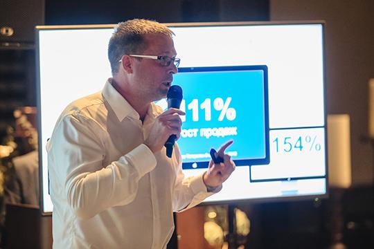 Ozon, по словам, Андрея Павлович растет большими темпами: так, объем продаж на Урале по итогам 8 месяцев 2019 года увеличился на 93%, в Татарстане объемы бизнеса Ozon выросли на 111%, а в Башкортостане — вообще на 154%