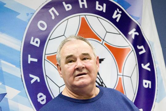 «Мне повезло работать с Четвериком (Валерием, на тот момент главным тренером КАМАЗА — ред.), который доверял молодёжи. Для меня он — отец в большом футболе»