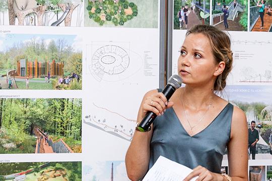 Дарья Толовенкова: «Проведенные исследования показали, что даже до детсада, магазина, спортивного объекта некоторые наши жители добираются на автомобилях, хотя все живут в шаговой доступности»