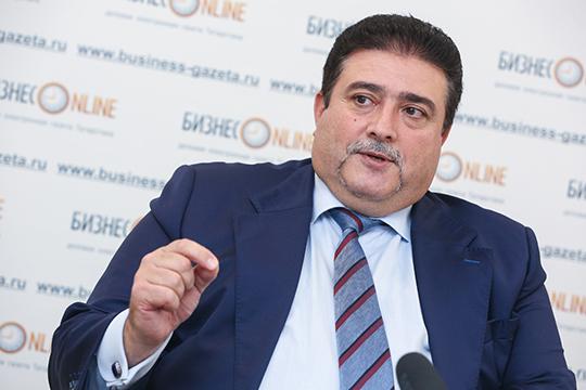 Адиль Ширинов: «Татарстан исторически — один из центров автомобилестроения»