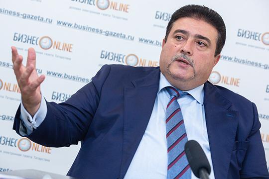 Адиль Ширинов: «Вчем прелесть проекта «Аурус»– мыначали возрождение инженерной мысли»