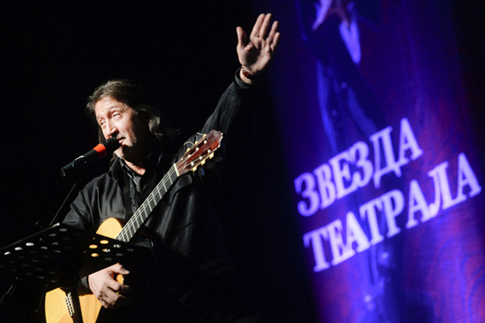 Олег Митяев и«Казан егетләре»вЧелнах, оперная дива вАльметьевске