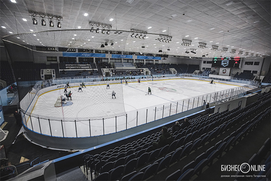 «Ак Барс» проведёт декабрьские матчи с «Салаватом Юлаевым» и «Сибирью» во Дворце спорта, вмещающем всего 3,5 тыс зрителей