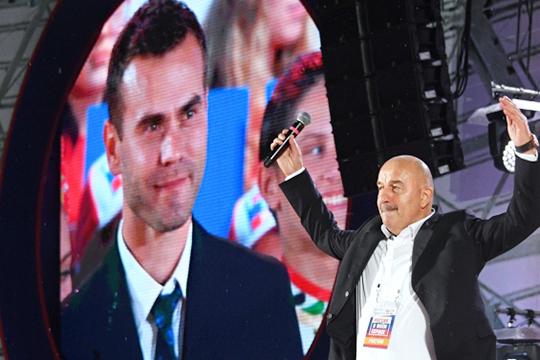 Акинфеев может вернуться всборную. Черчесов уже звонил ему иуговаривал сыграть наЕвро