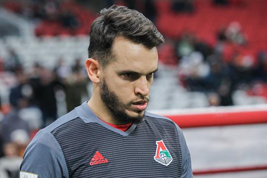 Основной для Черчесова голкипер «Локомотива» Гилерме допустил несколько ошибок в последних матчах, включая главный ляп в карьере из-за Криштиану Роналду