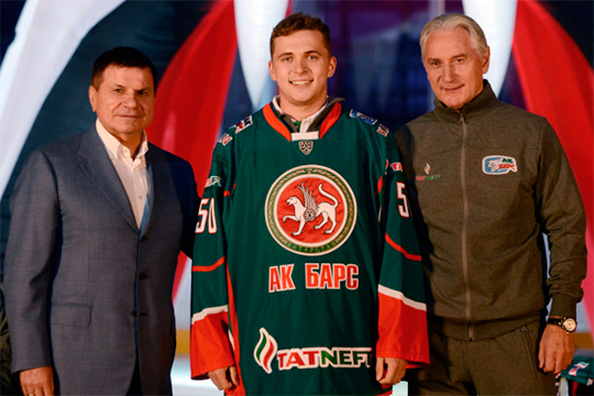 Равиль Шавалеев, Тимур Билялов и Зинэтула Билялетдинов (слева направо)