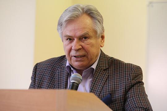 Тишков убежден, что в России преобладает «политическая эйфория», которая приводит к излишнему дроблению народов