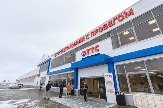 Крупнейший встране центр попродаже подержанных автомобилей «ТрансТехСервис» открыл сегодня вместе скомандой блогеров президент Татарстана