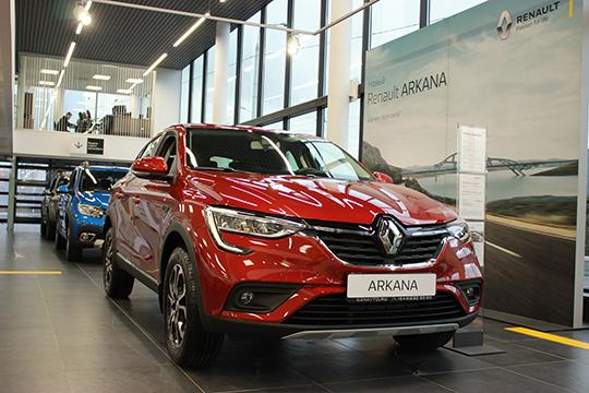 «Набазе полученной интегральной оценки дилерский центр Renault «КАН АВТО» наОренбургском тракте второй год подряд подтвердил статус «пятизвездочного» представителя французского концерна»
