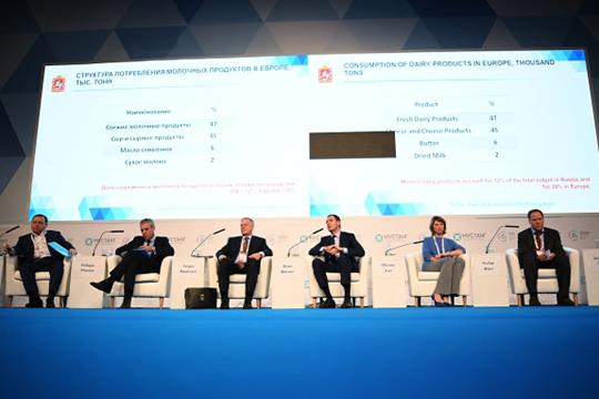 «Реальность экспорта: станет ли российское молоко частью мирового рынка?» — эта глобальная тема была заявлена в качестве основной на стартовавшем вчера VI Международном агропромышленном молочном форуме