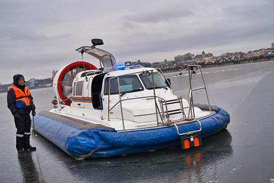 Окончание первой недели, на которой в водоемах Татарстана начал формироваться лед, ознаменовалось сегодня и первым рейдом, который провела Государственная инспекция по маломерным судам (ГИМС)
