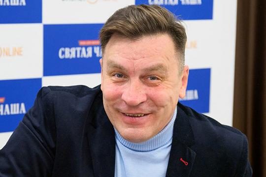 Айдар Садыков: «До последнего планирую работать ведущим, пока будут приглашать. В конце концов, я достиг такого уровня, что могу уже и сам выбирать заказчика»