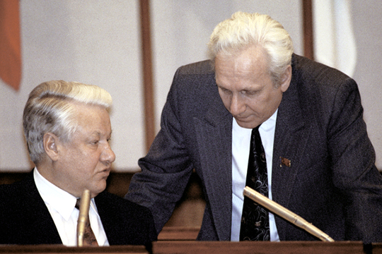 Сергей Филатов: «Желание сохранить СССР считалось смешным»