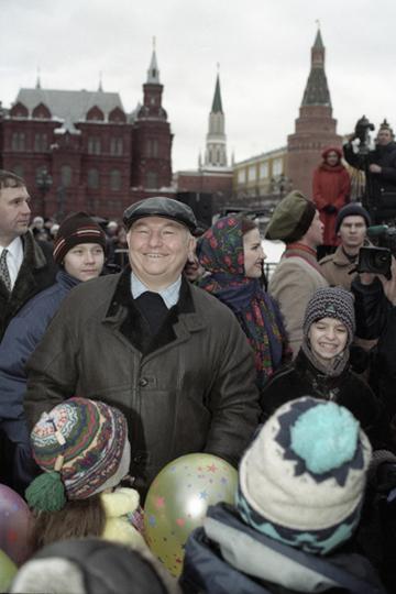 «Лужков был деревенским барином. Он воспринимал Москву как свою личную волость и делал всё, что считает нужным»