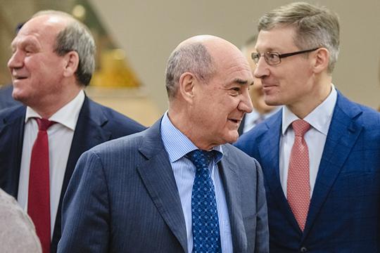 Уедетли Магдеев вУльяновск, заменятли Тимерзянова наДемидова икого прогонит Слуцкий?