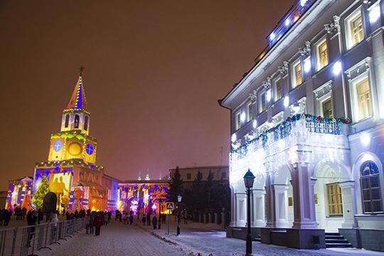 Казань стала лучшим городом России по качеству жизни населения