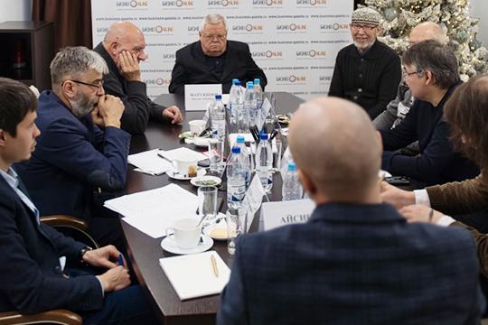 Участники круглого стола «БИЗНЕС Online» подвели итоги уходящего года