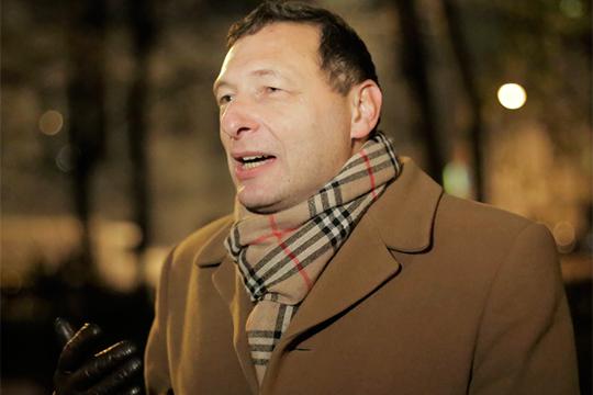 Борис Кагарлицкий: «Увсех нарастает ощущение невыносимости нынешней ситуации»