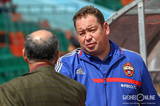 «Я знаком со всеми российскими тренерами, потому что я с ними или пересекался, или они входили в мой штаб, или играли в моей команде. Поэтому и с Бердыевым я тоже не могу быть не знаком»